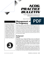 ACOG Practice Bulletin No 82 Management of.50