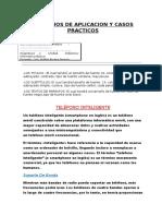 Ejercicios de Aplicacion y Casos Practicos Cris jhonatan