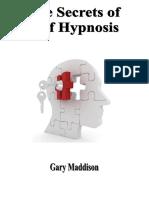 The Secrets of Self Hypnosis - Workbook