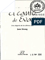 El Canto de Eva - June Strong