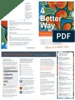 brochure a better way 2015-16
