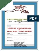 Red de Alcantarillado Upis Belenfinal