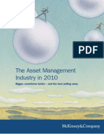 The Asset Management Industry in 2010