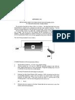 Appendix B-2 Bond Work Index Test Procedure for Determination of the Bond Rod Mill Work Index