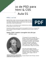 Curso de PSD para Html x Css.doc