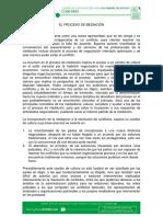El Proceso de Mediación- p 94