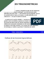 Cálculo-09 - Funciones Trigonométricas