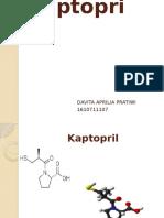 Kaptopril