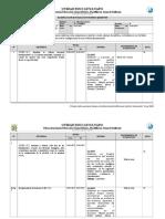 Planificacion de Evaluación de Insumos de 2do Sistemas b 2do Quimestre
