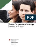 Cooperation Stragegy Albanien En