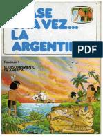 Erase Una Vez La Argentina Fasiculo 1