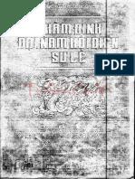 Khâm Định Đại Nam Hội Điển Sự Lệ - Tập 1
