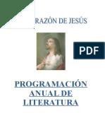 PROGRAMACION LITERATURA