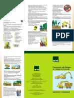 Prevencion en Cosecha Forestal
