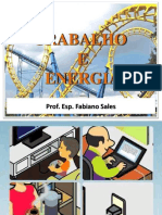 Trabalho, Energia & Máquinas Simples