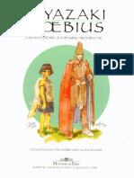 Miyazaki-Moebius Exhibition Catalogue