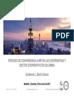 Microsoft Powerpoint - Convergencia a Niif en Las Cooperativas y Sector Cooperativo Junio 03