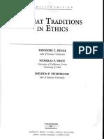 Aristotole Nicomachean Ethics Selections