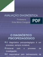 AVALIAÇÃO DIAGNÓSTICA -1 ª aula.ppt