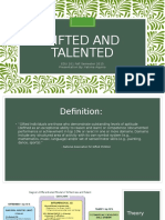 gifted and talented 2