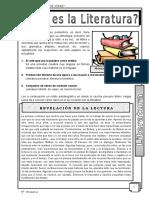 LITERATURA - 5TO PRIMARIA