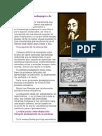 La Propuesta Pedagógica de Comenius