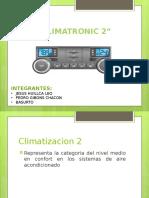 CLIMATRONIC 2C