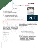 Analizador de Interuptores y Tiempo de Operación