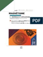 Magnetisme Tome II