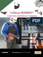 Conectores Catálogo Burndy in 2015