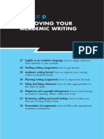 Pearson Ed - Acad Writing Toolkit