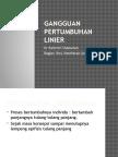 Gangguan Pertumbuhan Linier