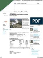 Cara Menghitung Alat Evaporator ( Evaporator Desain Calculation)