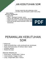 Peramalan Kebutuhan Sdm (1)