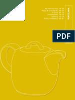 Porcelana. Catálogo Profesional de Hostelería 09/10. Grupo CRISOL