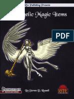 10 Angelic Magic Items