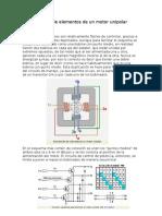 Motor Unipolar Identificacion