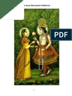 Sri Krsna Bhavanamrita Mahakavya