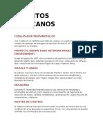 Inventos Mexicanos y Conclusion Rubi Cruz 6 E