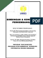 Kumpulan Terjemahan Materi Bk Perkembangan