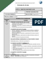 Pd Mat Nm Programación Bimestral 1