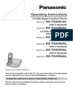 Panasonic Cordless Phone Manual.pdf