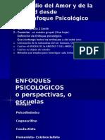 ENFOQUES PSICOLOGICOS Y TAREA 2015.pptx