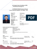 formulir LPDP