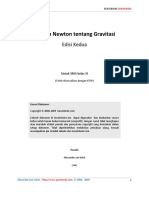 1a. Hkm Gravitasi Newton