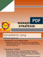 Man Strategik Pengantar