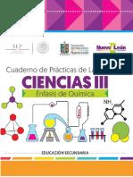 Cuaderno de Prácticas de Laboratorio Ciencias III