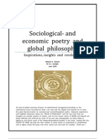 Socio Economic Poetry and Philosophical Insights RJH Book June 2010