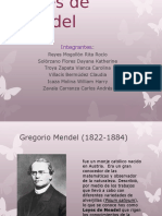 Leyes de Mendel