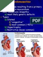 Cardiac Myopathies